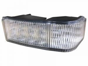 Tractors - CX100 - Tiger Lights - Case/IH STX & MX Left LED Headlight, TL6110L