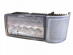 Tractors - MX120 - Tiger Lights - Case/IH MX Right LED Headlight, TL6200R
