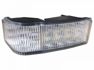 Tractors - STX430 - Tiger Lights - Case/IH STX & MX Right LED Headlight, TL6110R
