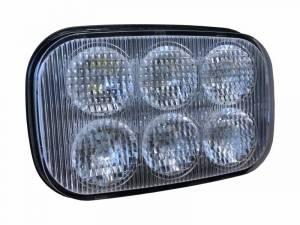 Skid Steers - SR175 - Tiger Lights - LED Headlight for Case New Holland Skid Steer, TL780