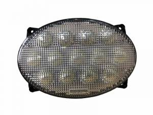 Tiger Lights - LED Oval Headlight for John Deere Tractors, TL7820 - Image 2
