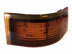 Tractors - 7410 - Tiger Lights - LED Amber Corner Lights for John Deere, New Design, TL8045