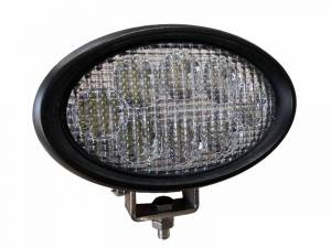 Tractors - 6485 - Tiger Lights - LED Work Light w/Swivel Mount for Agco & Massey Tractors, TL7080