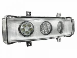 Tractors - STX600 - Tiger Lights - LED Center Hood Light for Case/IH Tractors, TL6150