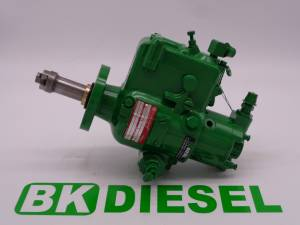 Backhoes - 500 - Injection Pump