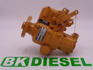 Backhoes - 580C - Injection Pump