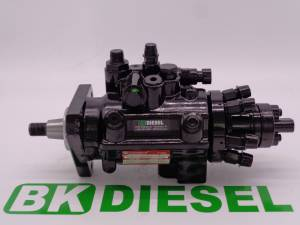 Forestry Equipment - 460D - Injection Pump