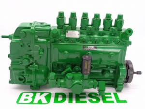 Tractors - 4455 - Injection Pump