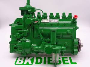 Tractors - 4650 - Injection Pump